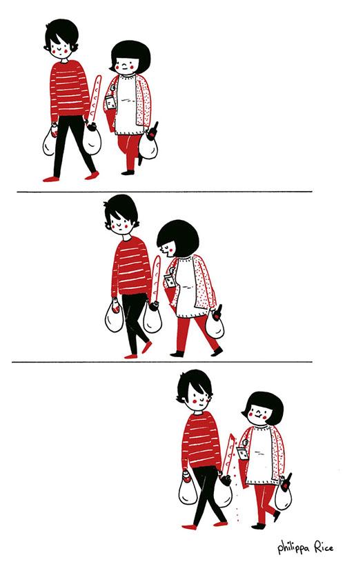 Tình yêu luôn xuất phát từ những điều nhỏ nhất (P.1) - 3