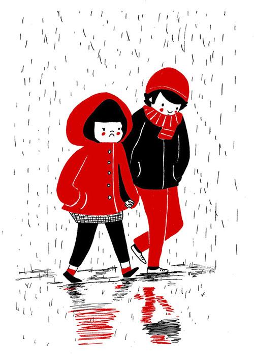 Tình yêu luôn xuất phát từ những điều nhỏ nhất (P.1) - 4