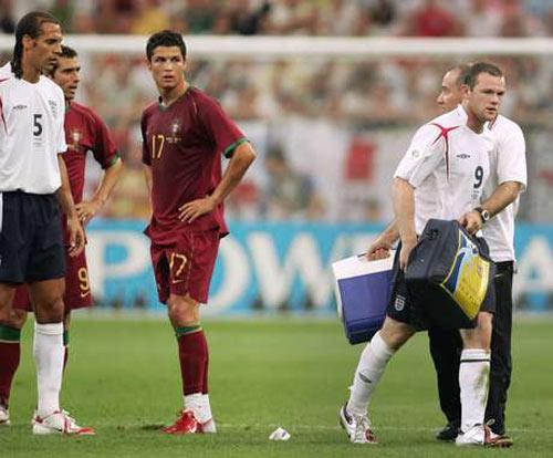 Anh - Bồ Đào Nha: Không Ronaldo, dớp vẫn khó phá - 2