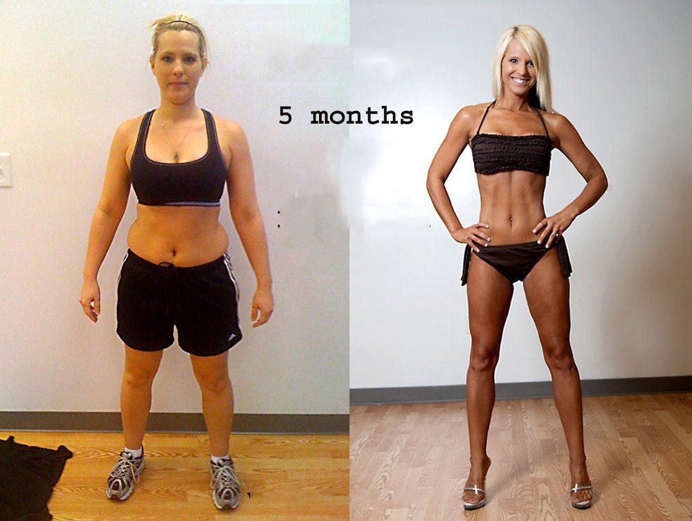 Ngưỡng mộ bà mẹ 34 tuổi giảm 21kg trong 5 tháng - 2