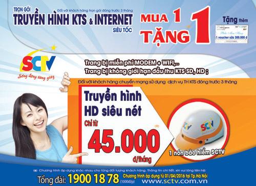 SCTV tăng chất lượng, giảm giá dịch vụ tại Hà Nội - 3