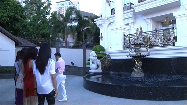 Hình ảnh biệt thự nhà chồng Tăng Thanh Hà lại gây sốt - 12