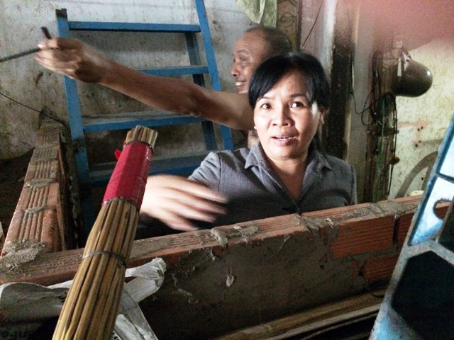 Chuyện lạ giữa Sài Gòn: Muốn ra khỏi nhà phải bắc thang - 5