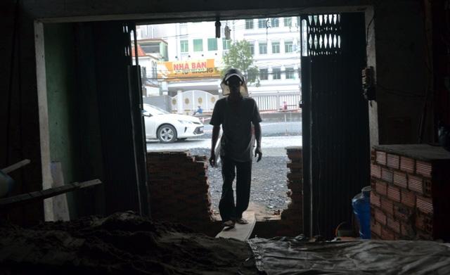 Chuyện lạ giữa Sài Gòn: Muốn ra khỏi nhà phải bắc thang - 9