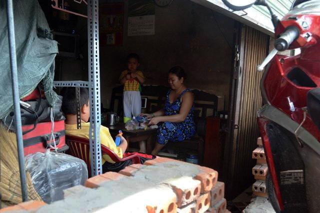 Chuyện lạ giữa Sài Gòn: Muốn ra khỏi nhà phải bắc thang - 15