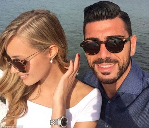 "EURO 2016: Viktoria Varga, người giữ trái tim ""sát thủ"" Italia - 1"