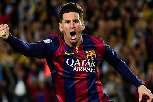 Tin HOT tối 1/6: Messi đắt giá nhất thế giới - 1