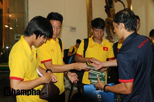ĐTVN: Chinh phục giải đấu ở Myanmar cùng...mắm tép - 3