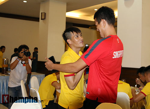 ĐTVN: Chinh phục giải đấu ở Myanmar cùng...mắm tép - 10