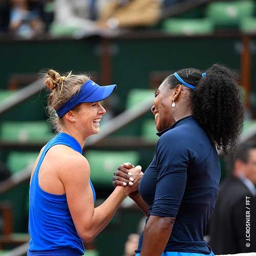 Roland Garros ngày 11: Serena thần tốc vào tứ kết, Venus ra về - 6