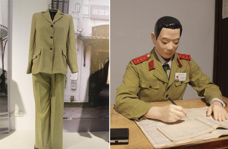 Ngắm những bộ trang phục lực lượng công an từng sử dụng - 5