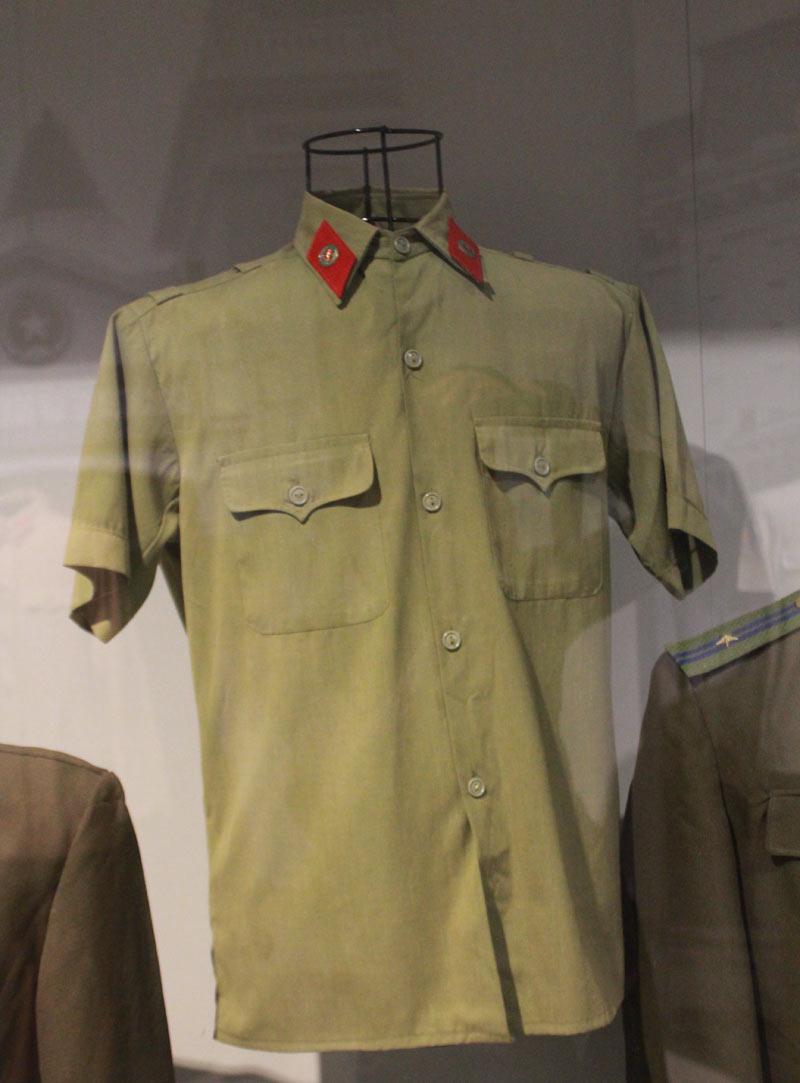Ngắm những bộ trang phục lực lượng công an từng sử dụng - 6
