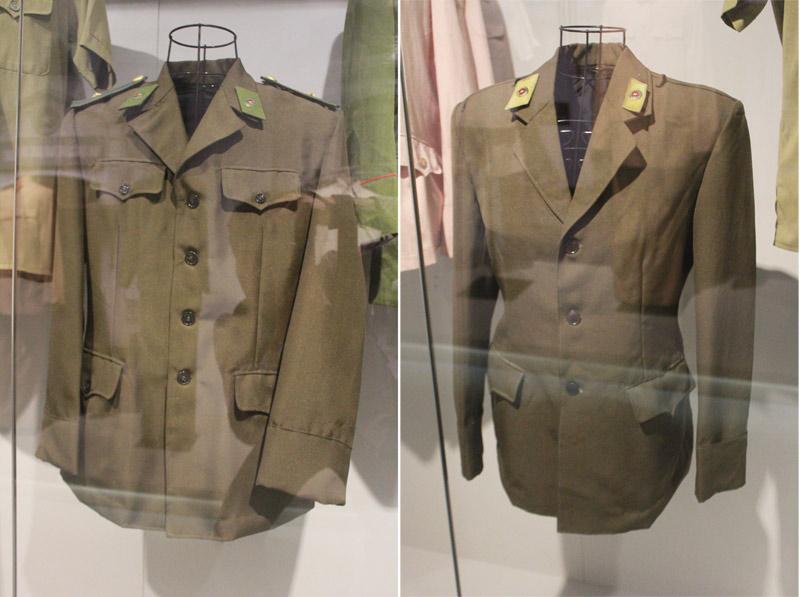 Ngắm những bộ trang phục lực lượng công an từng sử dụng - 7