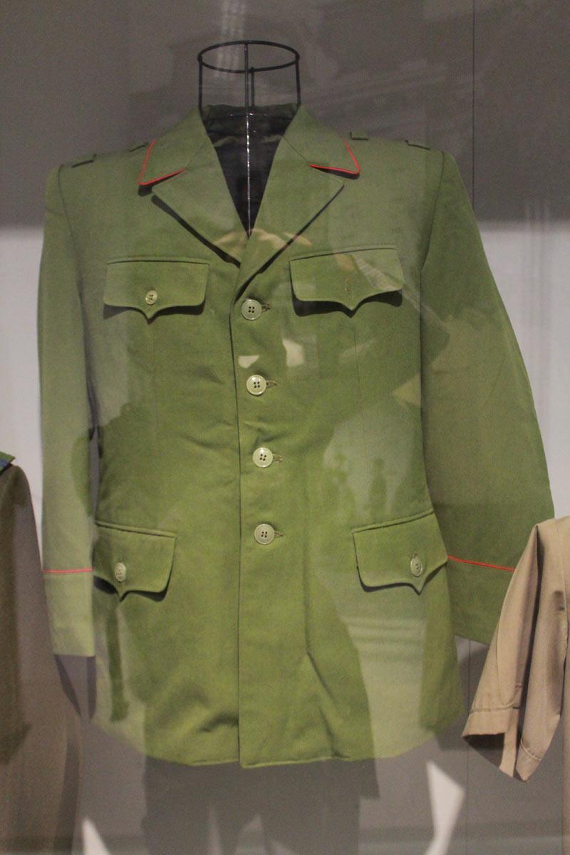Ngắm những bộ trang phục lực lượng công an từng sử dụng - 8