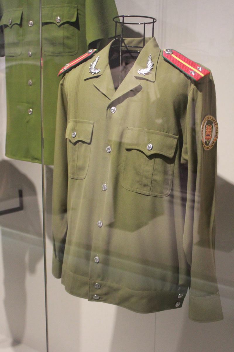 Ngắm những bộ trang phục lực lượng công an từng sử dụng - 11