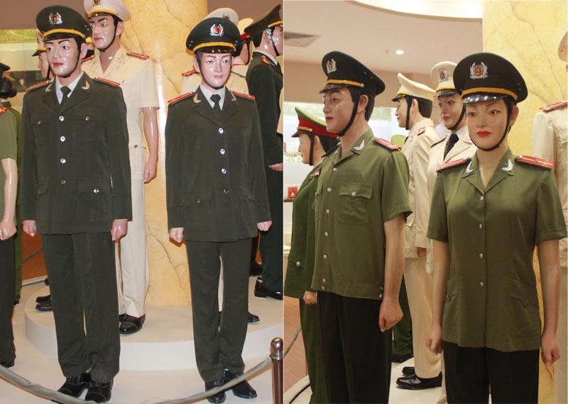 Ngắm những bộ trang phục lực lượng công an từng sử dụng - 13
