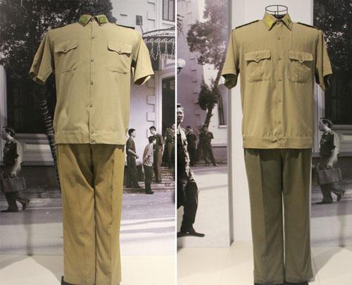 Ngắm những bộ trang phục lực lượng công an từng sử dụng - 9