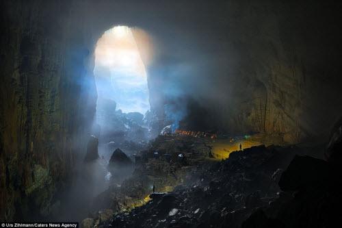 Bộ ảnh hang Sơn Đoòng đẹp ngoạn mục trên báo Anh - 4
