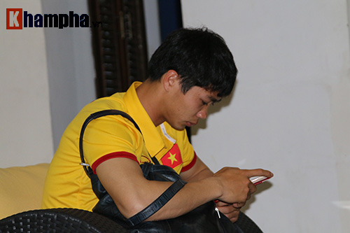 ĐT Việt Nam: Công Phượng bất ngờ dính chấn thương - 1