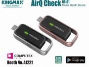 """Công nghệ thông tin - """"Chiếc USB"""" tí hon giúp kiểm tra độ ô nhiễm không khí"""