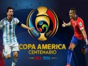 Bóng đá - Copa America 2016: Tam anh tranh ngôi báu