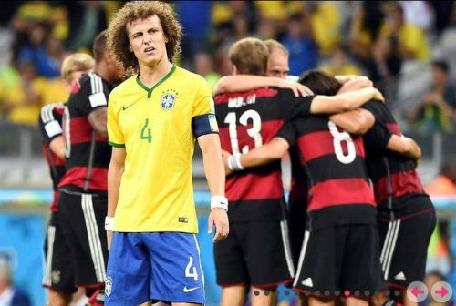 Dàn sao vắng mặt ở Copa America 2016: Neymar, Dybala, Marcelo - 9