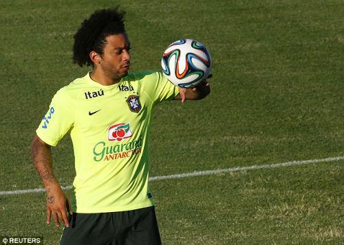 Dàn sao vắng mặt ở Copa America 2016: Neymar, Dybala, Marcelo - 7