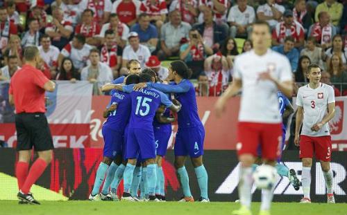 Video Ba Lan vs Ha Lan - 1