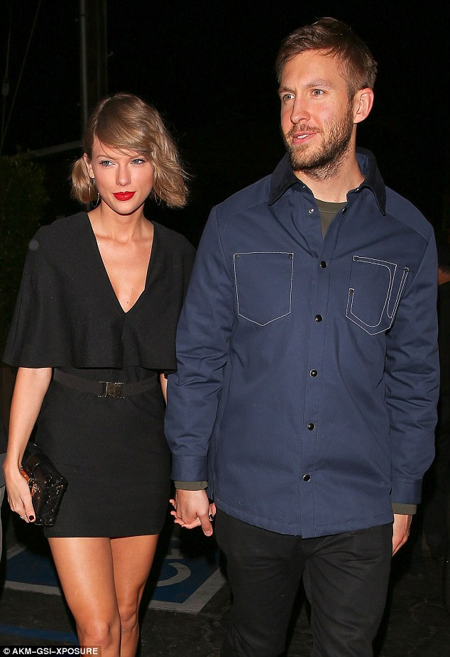 Taylor Swift và Calvin Harris chia tay sau 15 tháng - 1