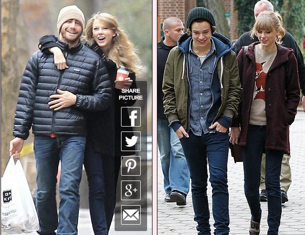Taylor Swift và Calvin Harris chia tay sau 15 tháng - 3