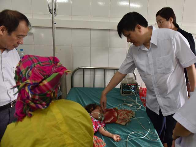 """7 trẻ tử vong do virus Coxsackie A6 : """"Dịch bệnh chưa dừng lại"""" - 1"""