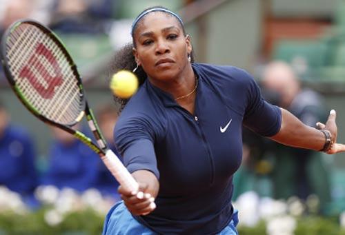 Roland Garros ngày 12: Serena thẳng tiến vào bán kết - 9