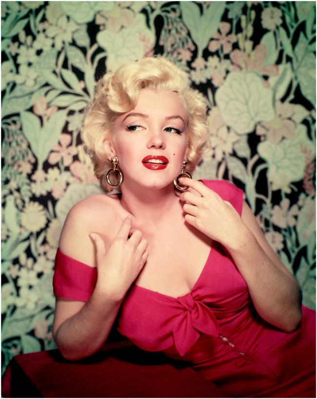 Marilyn Monroe được đánh giá là một trong những biểu tượng gợi cảm nhất mọi thời đại.