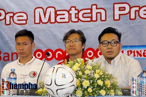 """ĐTVN: Hữu Thắng """"gây sốt"""" với truyền thông quốc tế ở Myanmar - 2"""