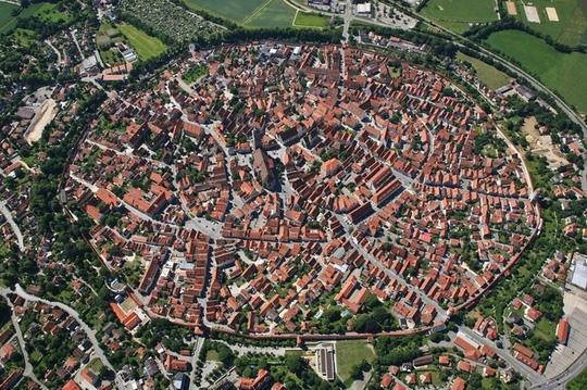 10 thành phố du lịch nổi tiếng nhìn từ trên cao - 2