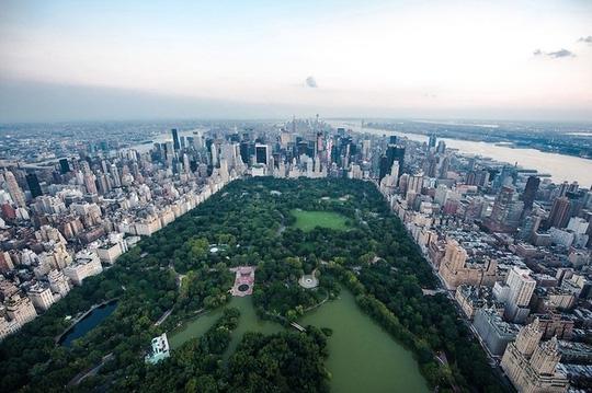 10 thành phố du lịch nổi tiếng nhìn từ trên cao - 4