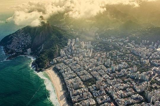 10 thành phố du lịch nổi tiếng nhìn từ trên cao - 5