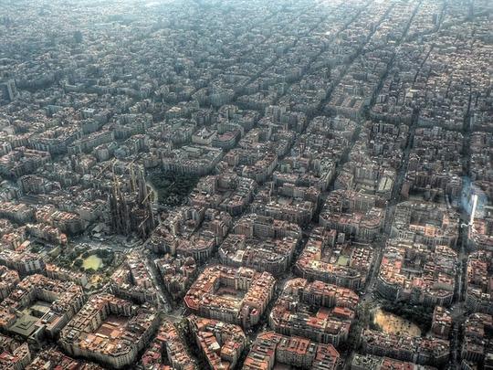 10 thành phố du lịch nổi tiếng nhìn từ trên cao - 7