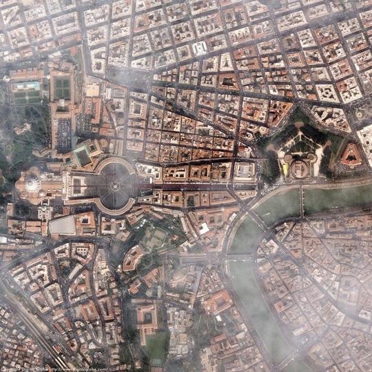 10 thành phố du lịch nổi tiếng nhìn từ trên cao - 8