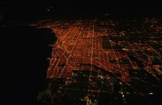 10 thành phố du lịch nổi tiếng nhìn từ trên cao - 10