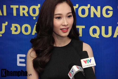 Hoa hậu Đặng Thu Thảo dự đoán Anh vô địch Euro 2016 - 3