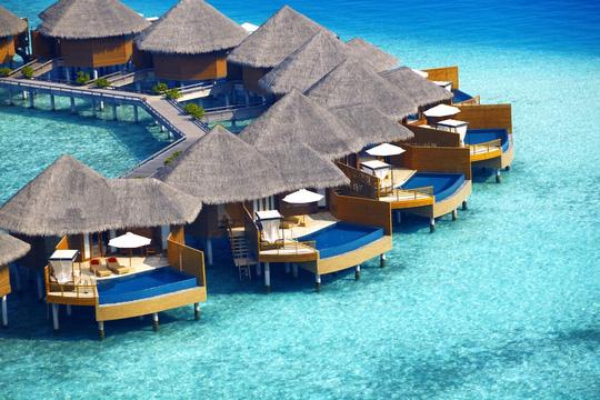 """Say đắm 10 """"thiên đường"""" biển đảo đẹp nhất thế giới - 1"""