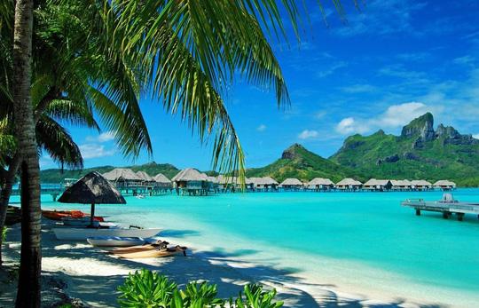 """Say đắm 10 """"thiên đường"""" biển đảo đẹp nhất thế giới - 3"""