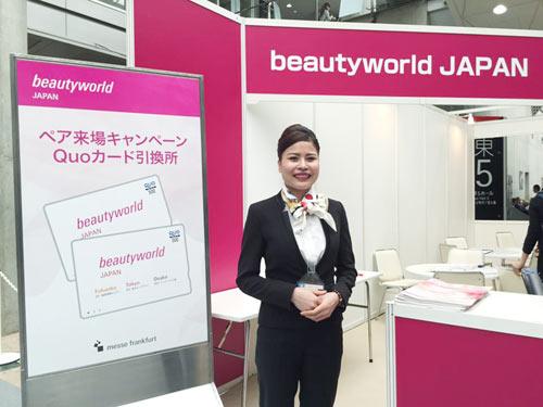 La Mer Beauté – Khẳng định thương hiệu tại Beautyworld Nhật Bản - 2