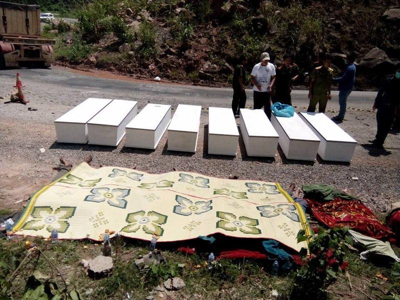 Vụ tai nạn tại Lào 9 người Việt tử vong: Lời kể người sống sót - 3