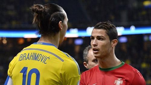 """2 kỷ lục ghi bàn tại EURO: Chờ Ronaldo, Ibra """"phá"""" - 1"""