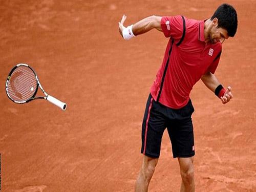Tin thể thao HOT 3/6: Djokovic được trọng tài nương tay - 1