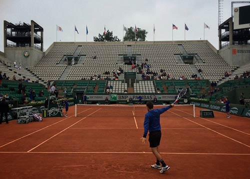 Roland Garros ngày 12: Serena thẳng tiến vào bán kết - 2