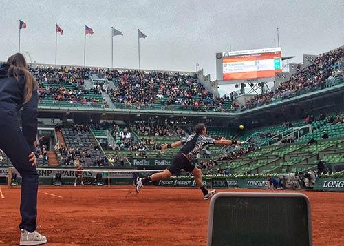 Roland Garros ngày 12: Serena thẳng tiến vào bán kết - 3