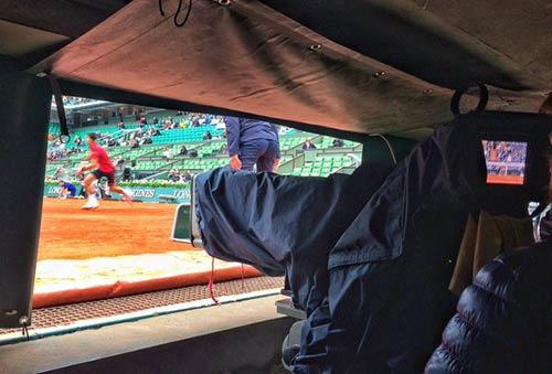 Roland Garros ngày 12: Serena thẳng tiến vào bán kết - 4